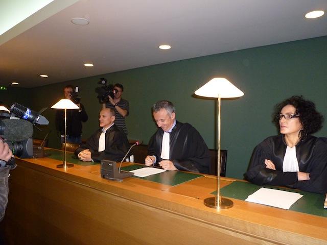 5 ans de prison requis à l'encontre de Toni Musulin