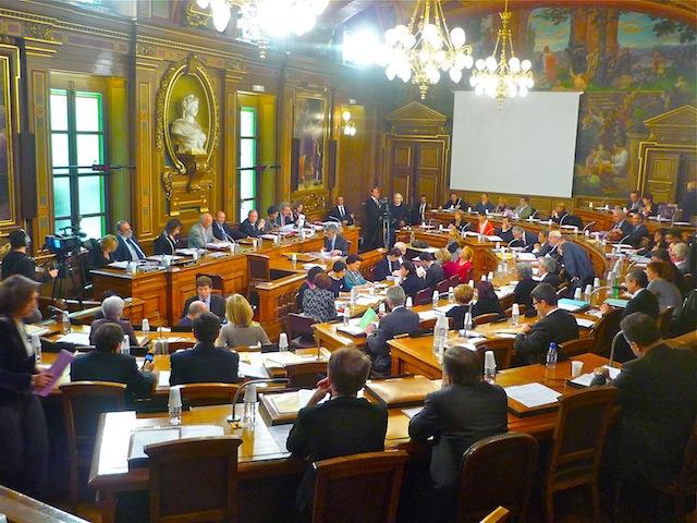 Conseil municipal : le Grand Stade de l'OL se taille la part du Lyon