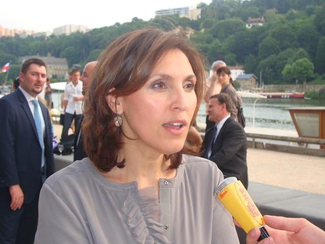 Nora Berra inaugure vendredi l'EHPAD «Joseph Forest» à Villefranche-sur-Saône