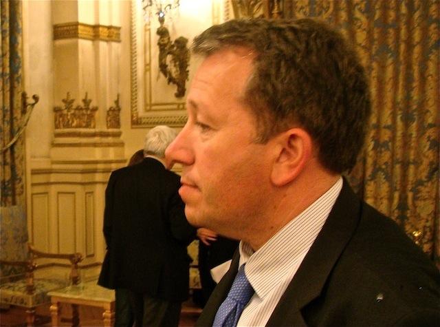 Cantonales : la réaction de Christophe Boudot, secrétaire départemental du FN du Rhône - VIDEO
