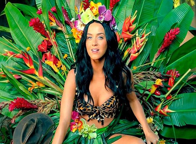 Katy Perry se produit à Lyon ce vendredi dans une Halle Tony-Garnier pleine à craquer