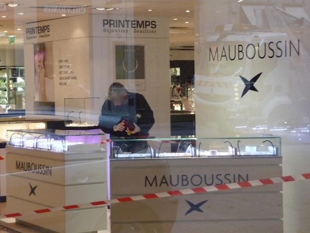 Nouveau vol à main armé visant une bijouterie mardi à Lyon