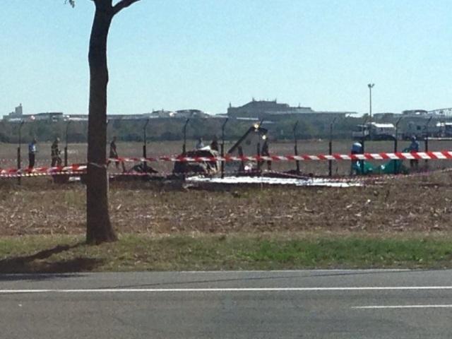 Crash d'avion à l'aérodrome de Bron : quatre victimes confirmées