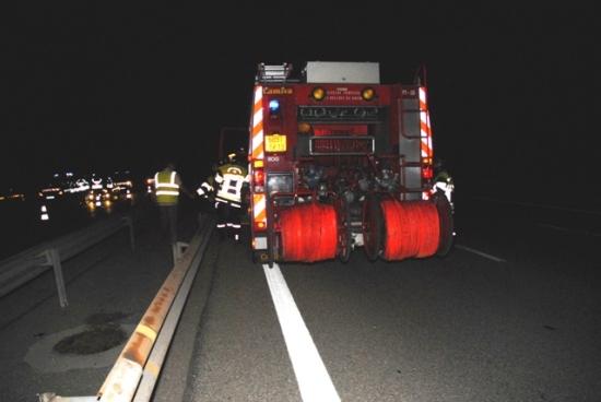 Un sexagénaire tué mardi à l'Arbresle en portant secours à sa compagne suite à un accident de la route
