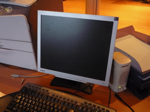Beau succès pour l'opération de recyclage des vieux ordinateurs
