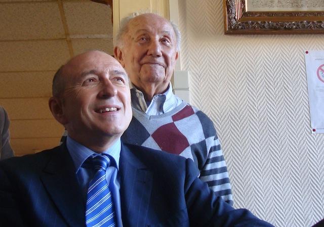 Canicule : Gérard Collomb au chevet des seniors lyonnais lundi