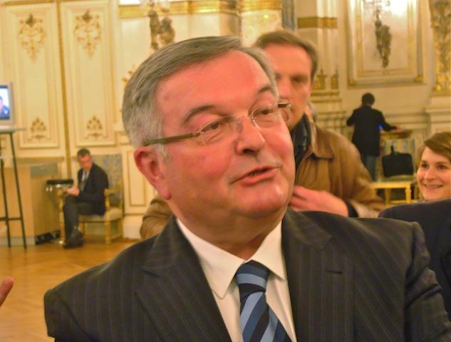Le Garde des Sceaux Michel Mercier perd son directeur de cabinet