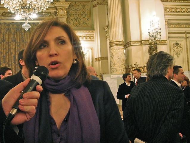 Pour Nora Berra, Martine Aubry a fumé la moquette