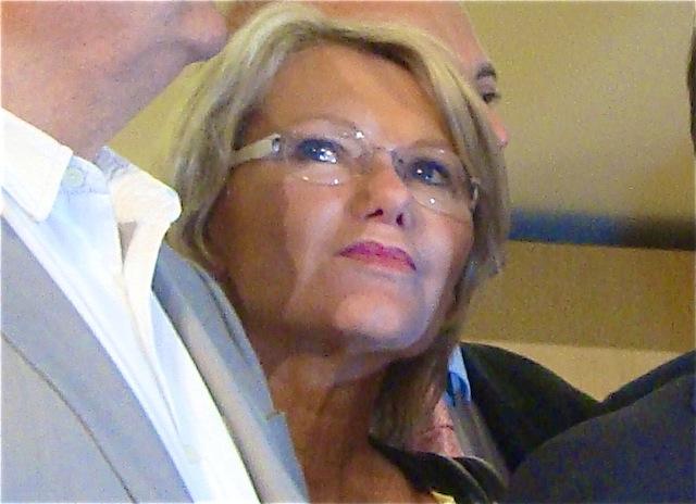 Elizabeth Queyranne, 2e adjointe à la mairie de Bron, ne retrouvera pas sa délégation à la culture