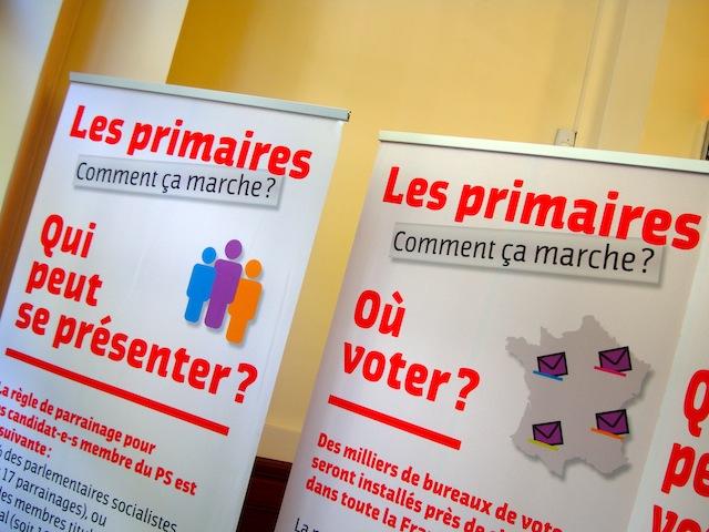 La caravane des Primaires socialistes arrive vendredi à Lyon
