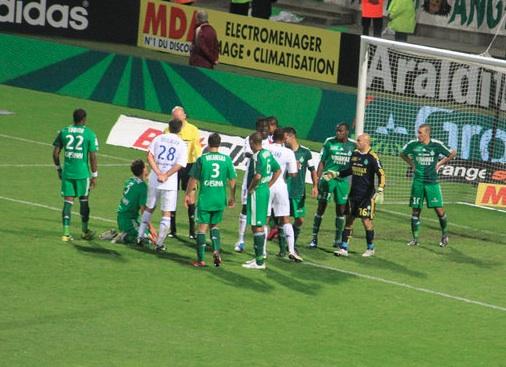 Un derby St Etienne-Lyon en Coupe de la Ligue