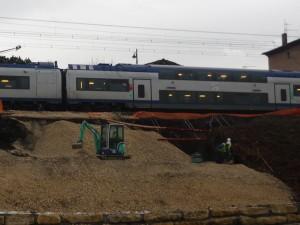 Des TER supprimés entre Lyon et Bourg en Bresse