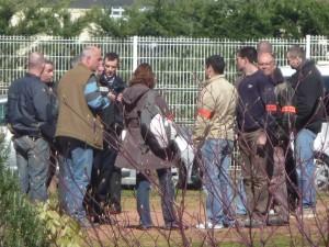 Deux hommes écroués à Villefranche