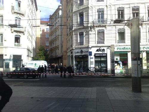 Deux individus présentés au parquet dans l'enquête sur le braquage de la rue de la République