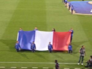 En garde à vue pour avoir brûlé le drapeau français