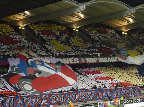 Encore des places disponibles pour le match de Ligue des champions mardi face à Bordeaux