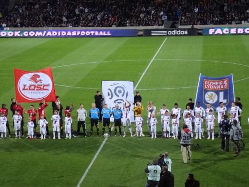 Football : L'OL relève la tête