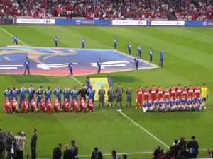 Football: triste France