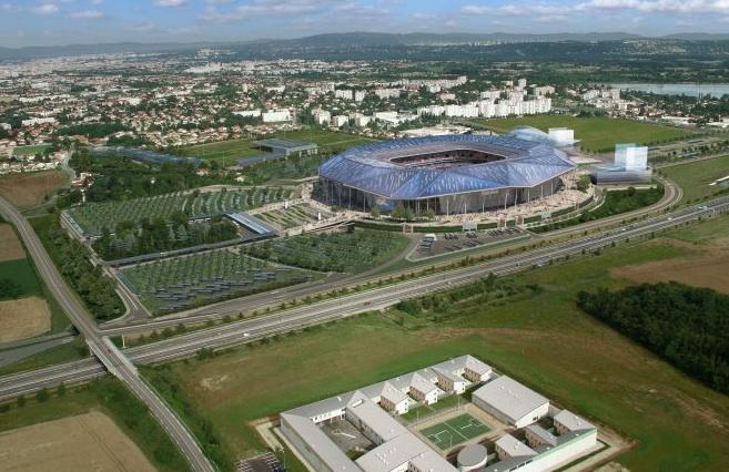 C'est Vinci qui construira le Grand Stade de l'OL