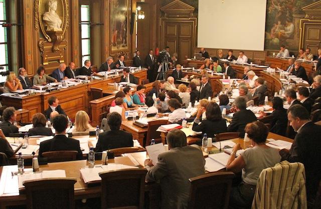 Conseil municipal : clash autour des Primaires socialistes à Lyon
