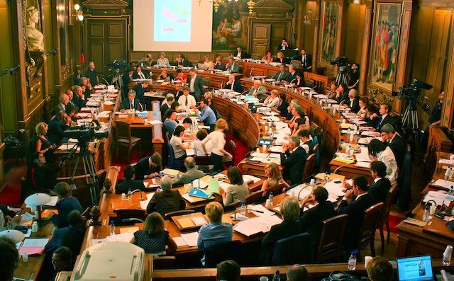 Les Primaires socialistes s'invitent au Conseil municipal de Lyon