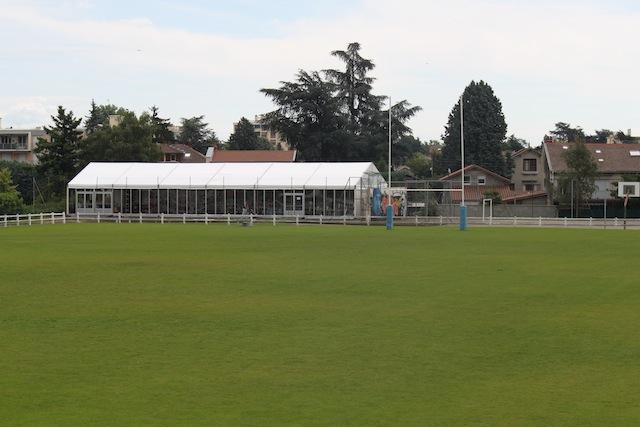 Coup d'envoi officiel mercredi matin pour le nouveau stade du LOU Rugby