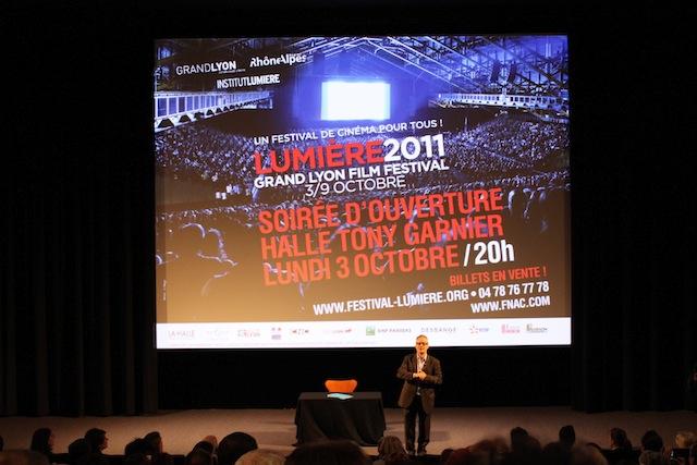 Le Festival Lumière 2011 dévoile sa programmation