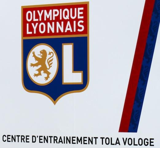 Pierre Sarkozy s'est entrainé avec la CFA de l'OL
