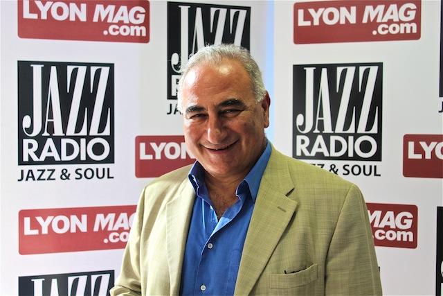 Georges Képénékian : «Avec Gérard Collomb en 2014»
