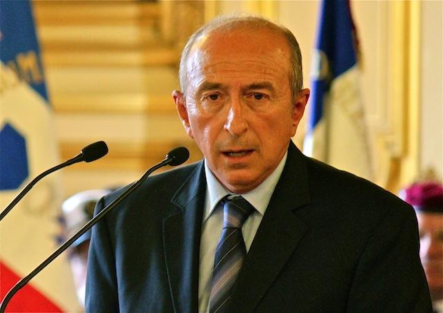Présidentielles 2012 : Gérard Collomb partisan d'un gouvernement de rassemblement