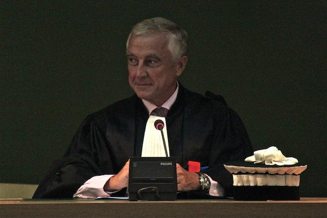 Un nouveau président pour le Tribunal de Grande Instance de Lyon