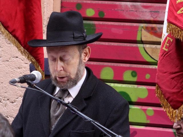 Le carré israélite du cimetière de Vaulx-en-Velin a été inauguré sans la communauté juive
