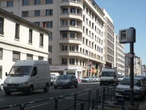 Il va y avoir un nouveau radar aux feux rouges à Lyon