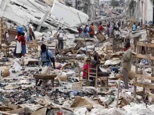 Il y a un an jour pour jour, la terre tremblait en Haïti