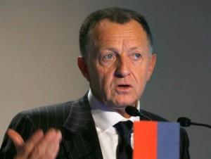 Jean-Michel Aulas rassure les supporters