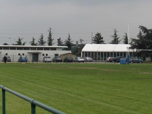 LOU Rugby: le chantier du stade temporaire a commencé