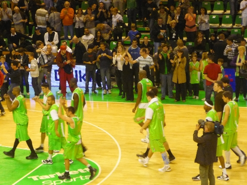 L'Asvel en mode amical