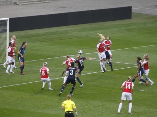 L'OL féminin connaît la date du match contre Arsenal