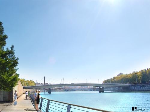 L'art va s'installer sur les futures rives de Saône