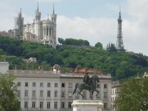 L'édition 2010 des Fêtes consulaires ce week-end sur la place Bellecour