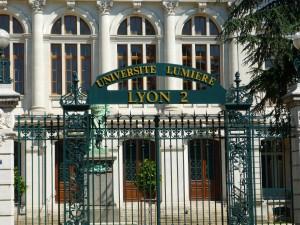 L'université Lyon 2 est fermée