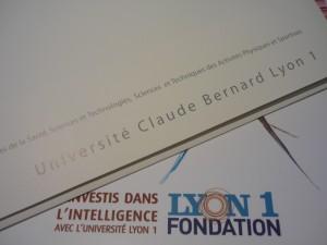 L'université Lyon I fait un geste pour Haïti