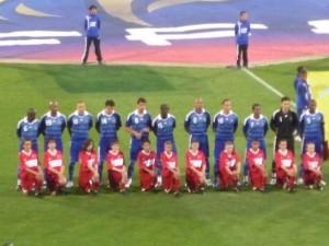 Football : La Chine avant l'Uruguay