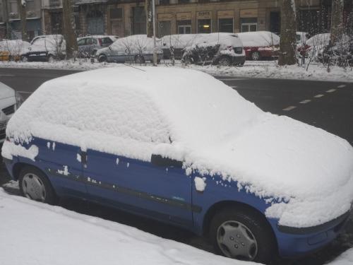 La Préfecture conseille de ne pas sortir mercredi matin