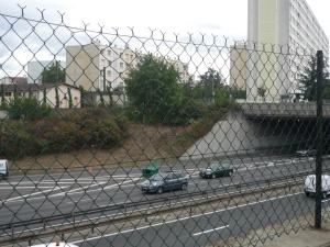La création d'un mur anti-bruit quai Fulchiron dans le 5e arrondissement