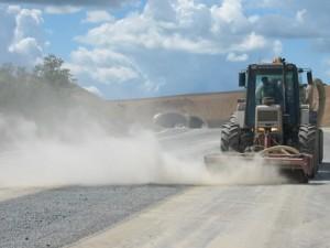 La fermeture de la RD312 à St Fons