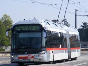 La ligne de bus C3 limitée ce mercredi matin