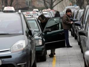 La manifestation des taxis est finalement annulée