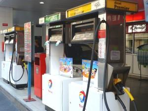 La pénurie de carburant continue