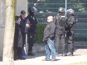 Le GIPN est intervenu mercredi au collège des Gratte-Ciel Morice-Leroux de Villeurbanne